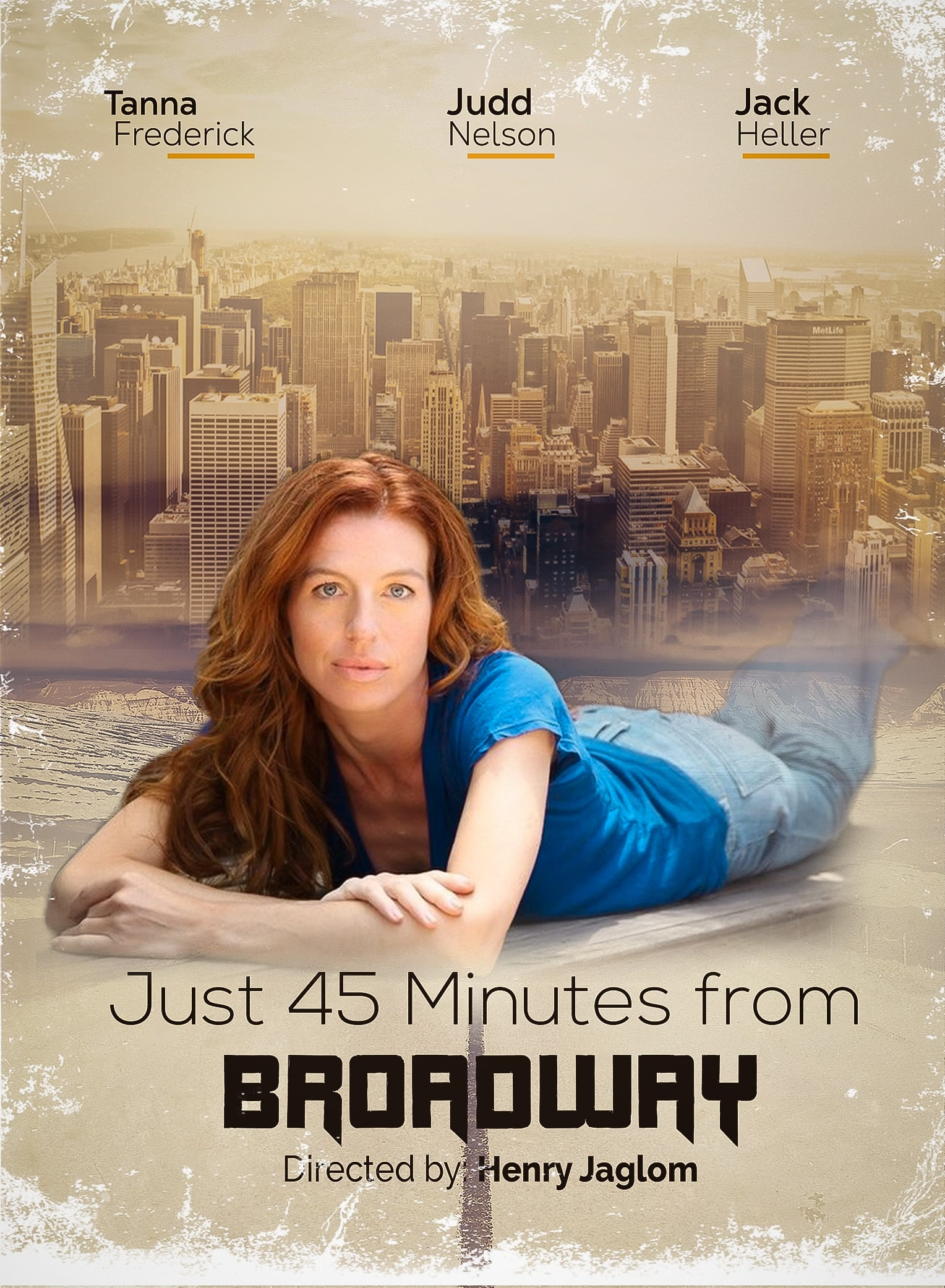 Just 45 Minutes from Broadway on FREECABLE TV