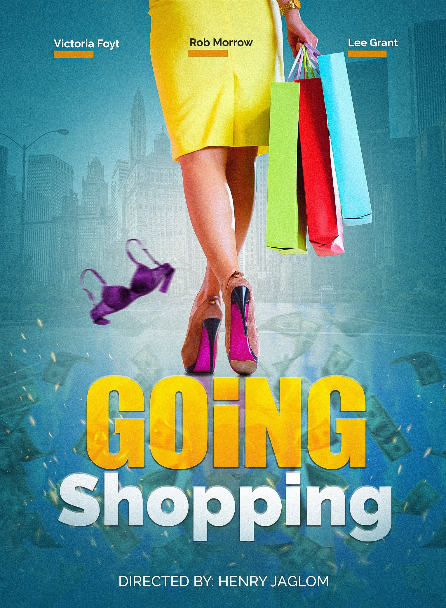 Going Shopping on FREECABLE TV