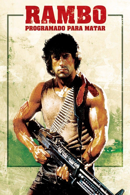 Imagem Rambo: Programado Para Matar (1982)