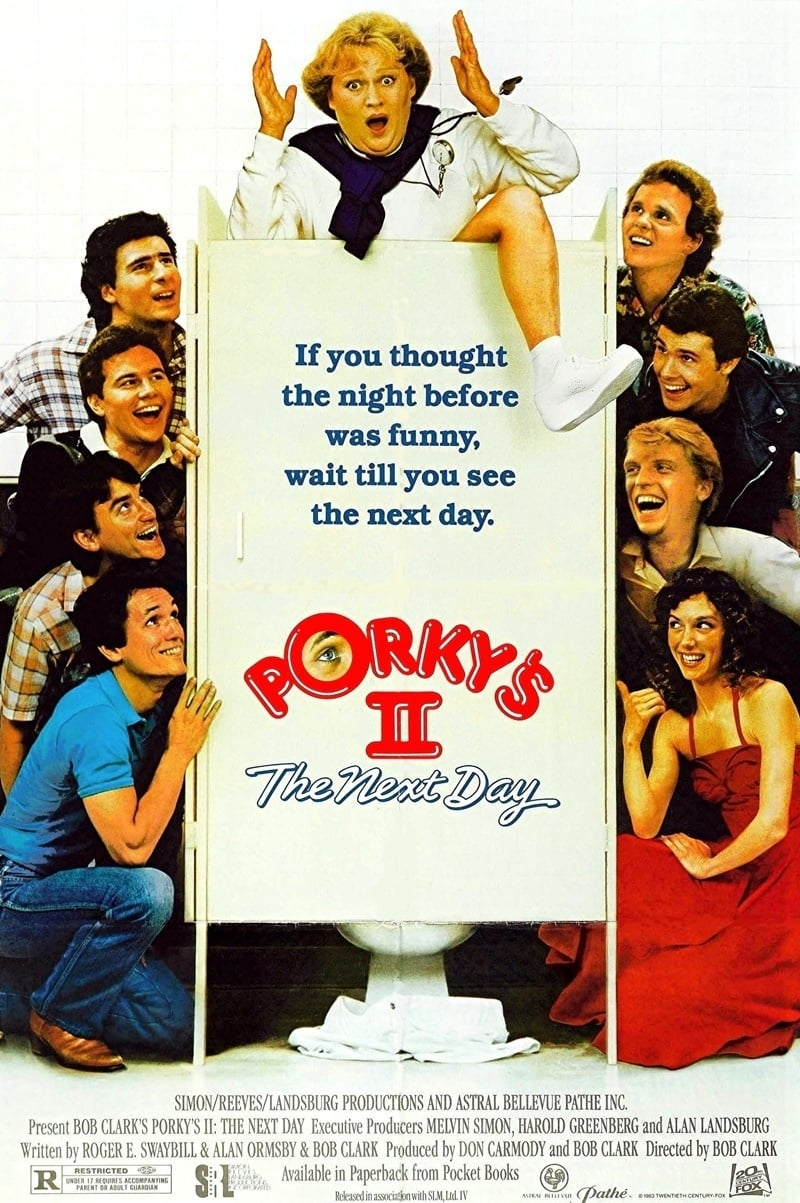 porkys ii the next day 1983 posters � the movie