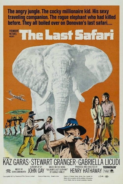 The Last Safari (1967)