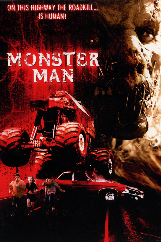 Monster Man Dublado