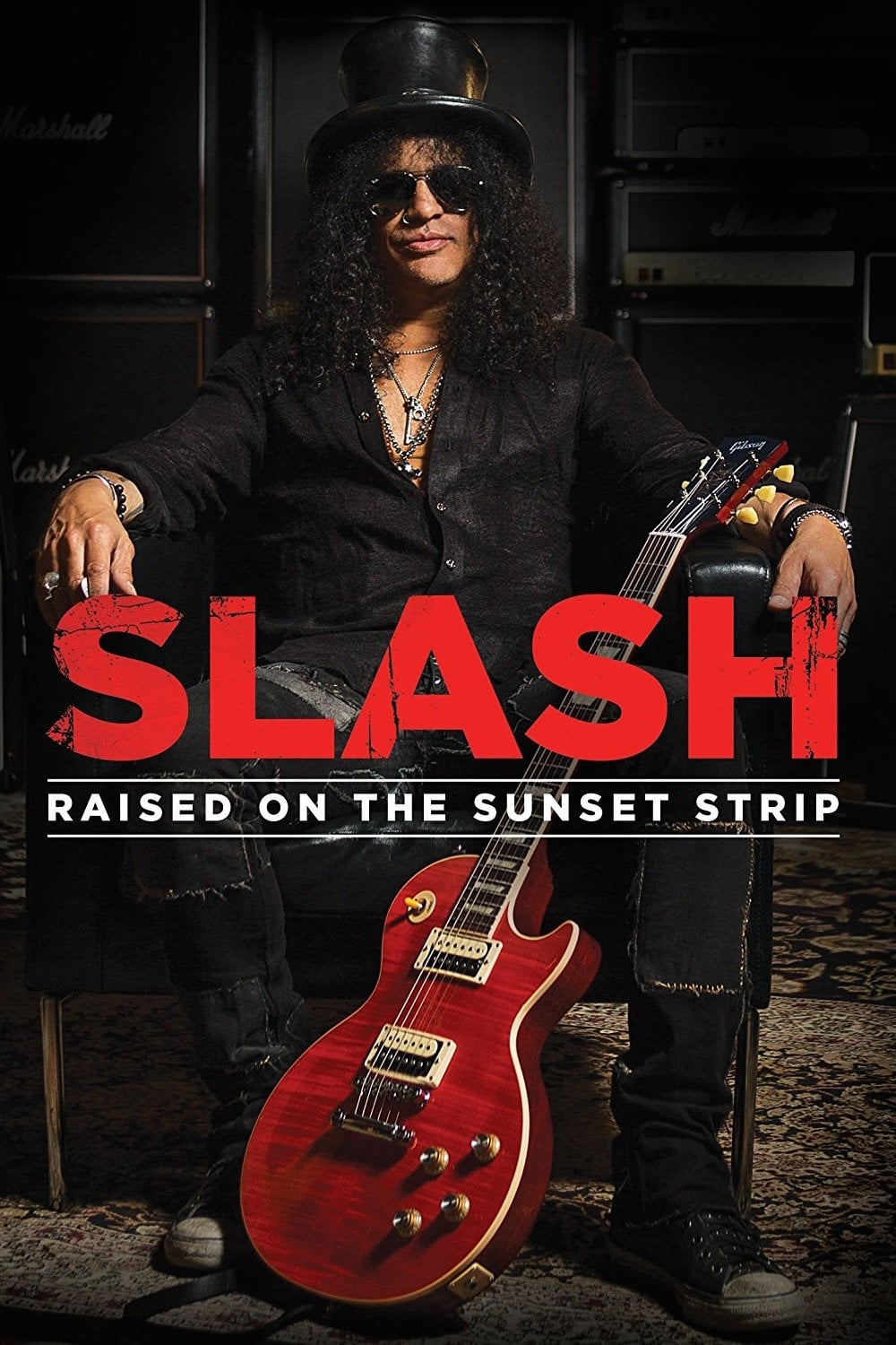 Ver Slash – Raised On the Sunset Strip Online HD Español (2014)