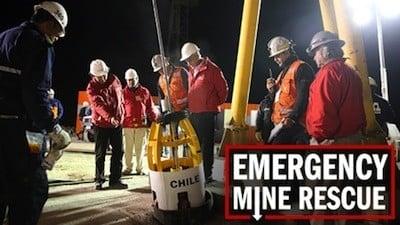 NOVA Season 38 :Episode 2  Emergency Mine Rescue