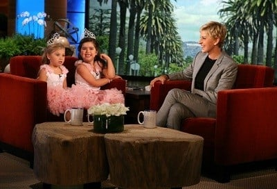 The Ellen DeGeneres Show Season 9 :Episode 41  Sophia Grace Brownlee & Rosie McClelland, Kristen Dunst