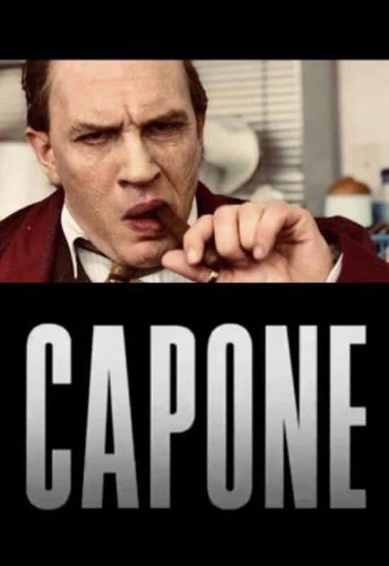 Лицо со шрамом (Капоне) / Capone / 2020 / ЛД / WEBRip