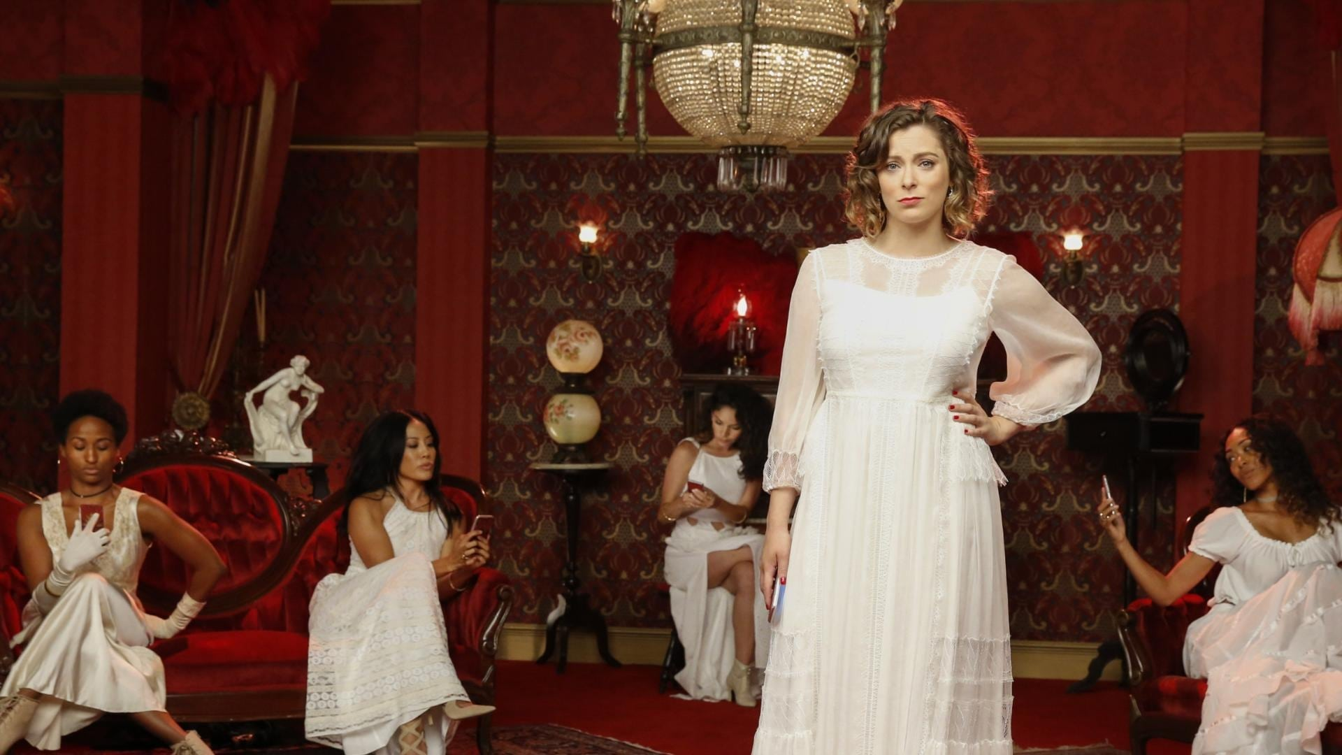 Crazy Ex-Girlfriend Season 2 :Episode 1  Where is Josh's Friend?