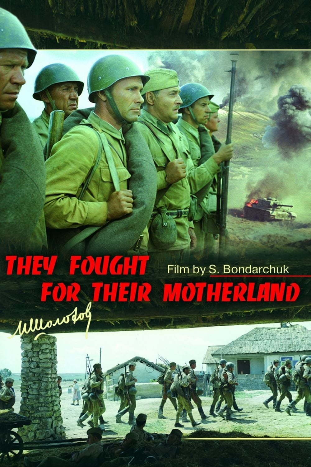They Fought for Their Motherland