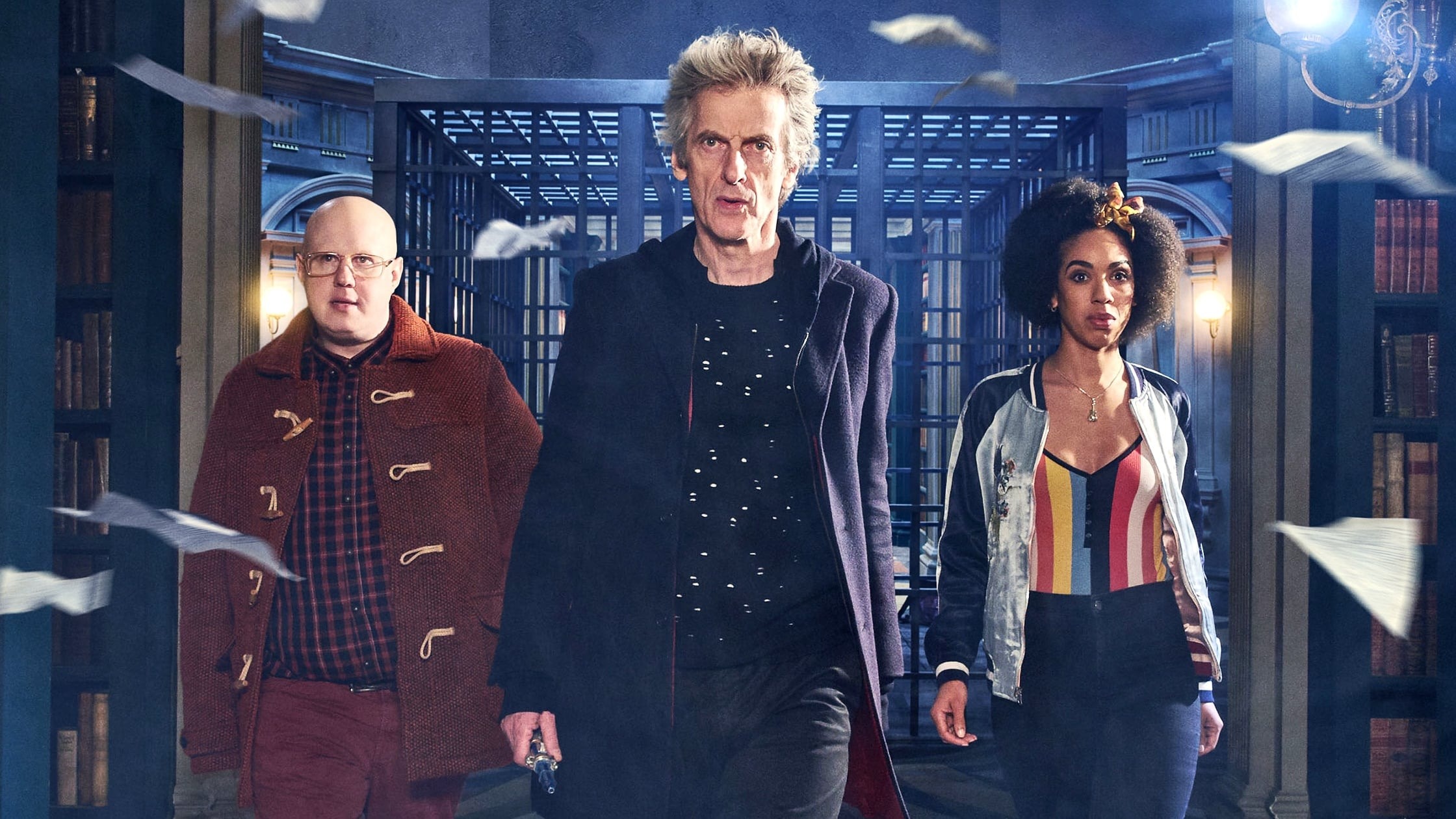 Doctor Who Season 10 :Episode 6  Extremis (1)