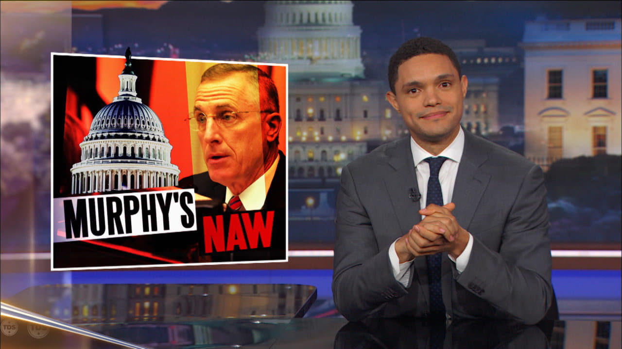 The Daily Show with Trevor Noah Season 23 :Episode 4  Kenya Barris