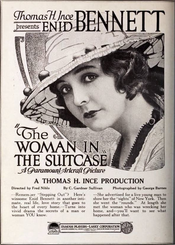The Woman in the Suitcase (1920)