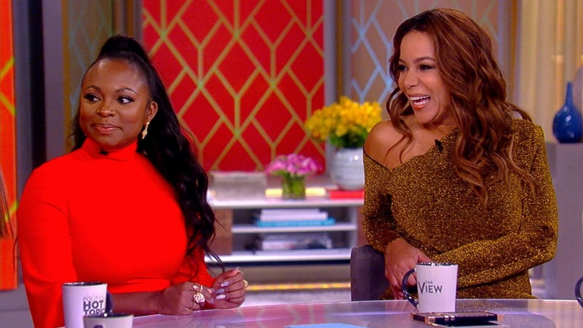 The View Season 22 :Episode 33  Naturi Naughton