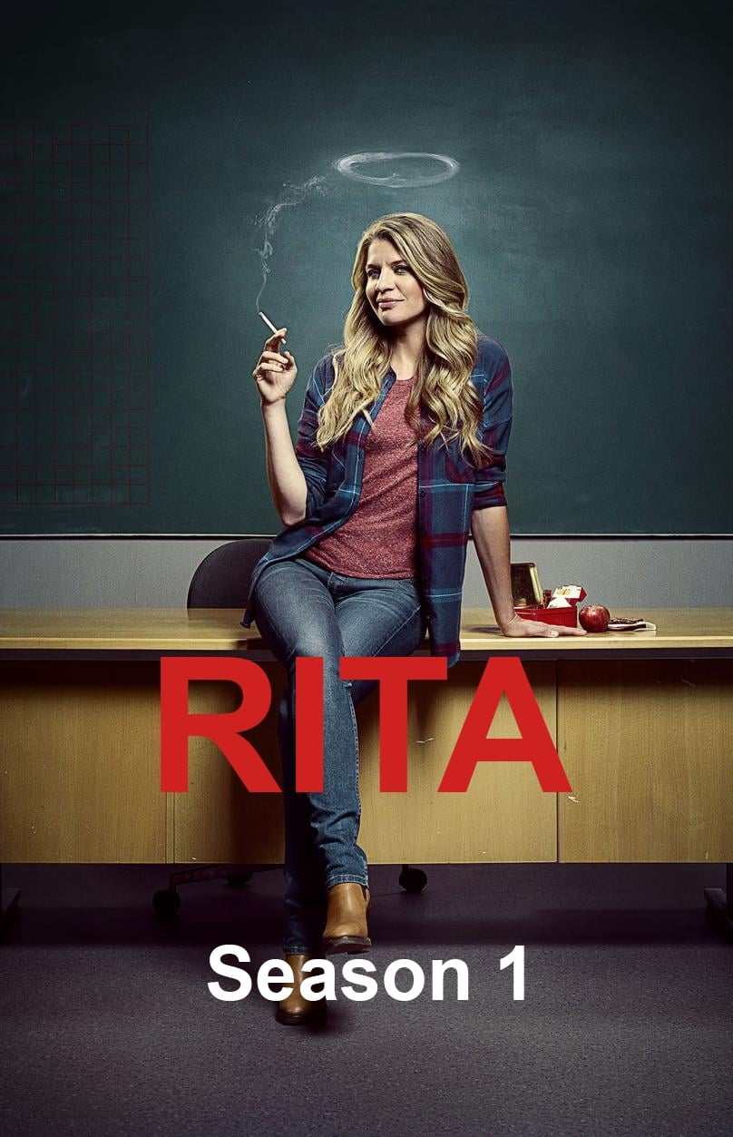 Póster Rita – 1×06