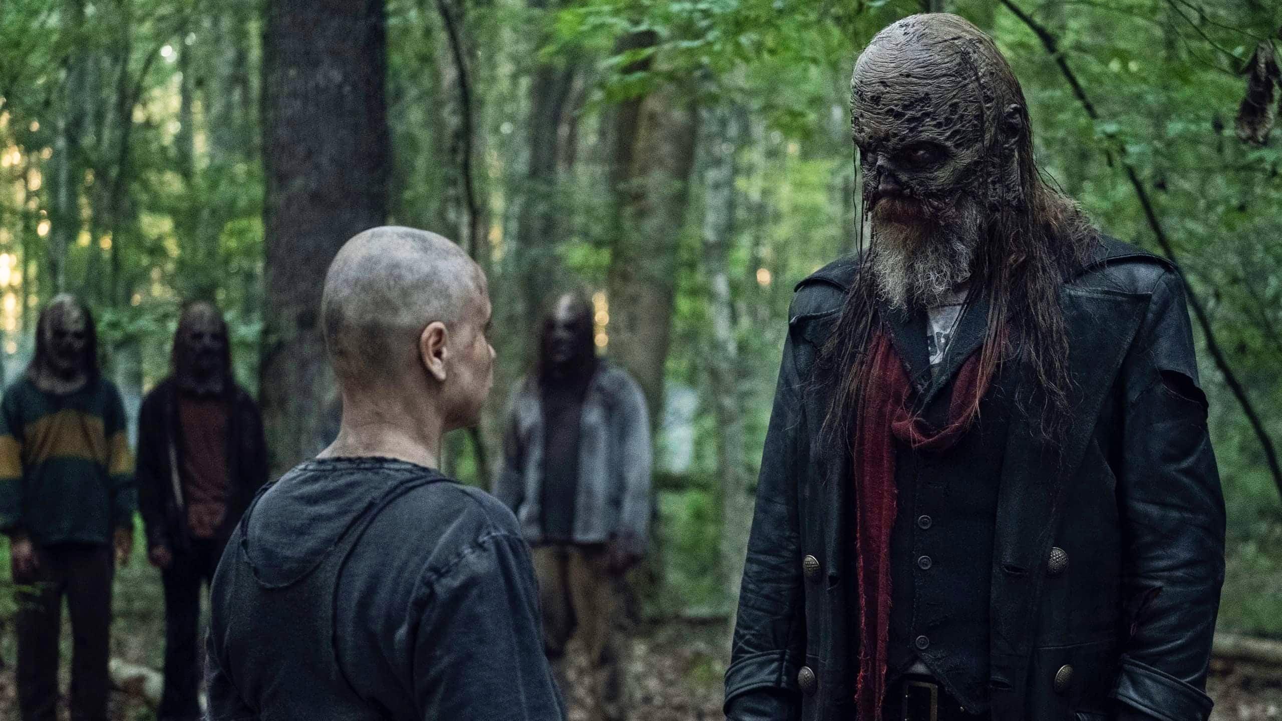Nonton The Walking Dead: Season 10 Episode 9 - Squeeze ...