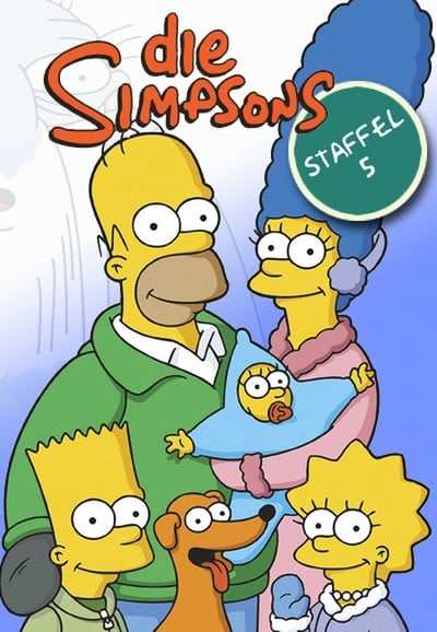 Die Simpsons Season 5