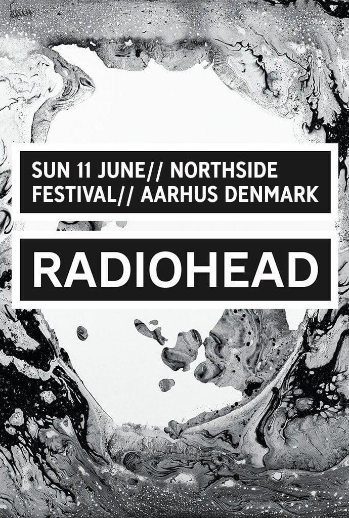 Radiohead - NorthSide 2017