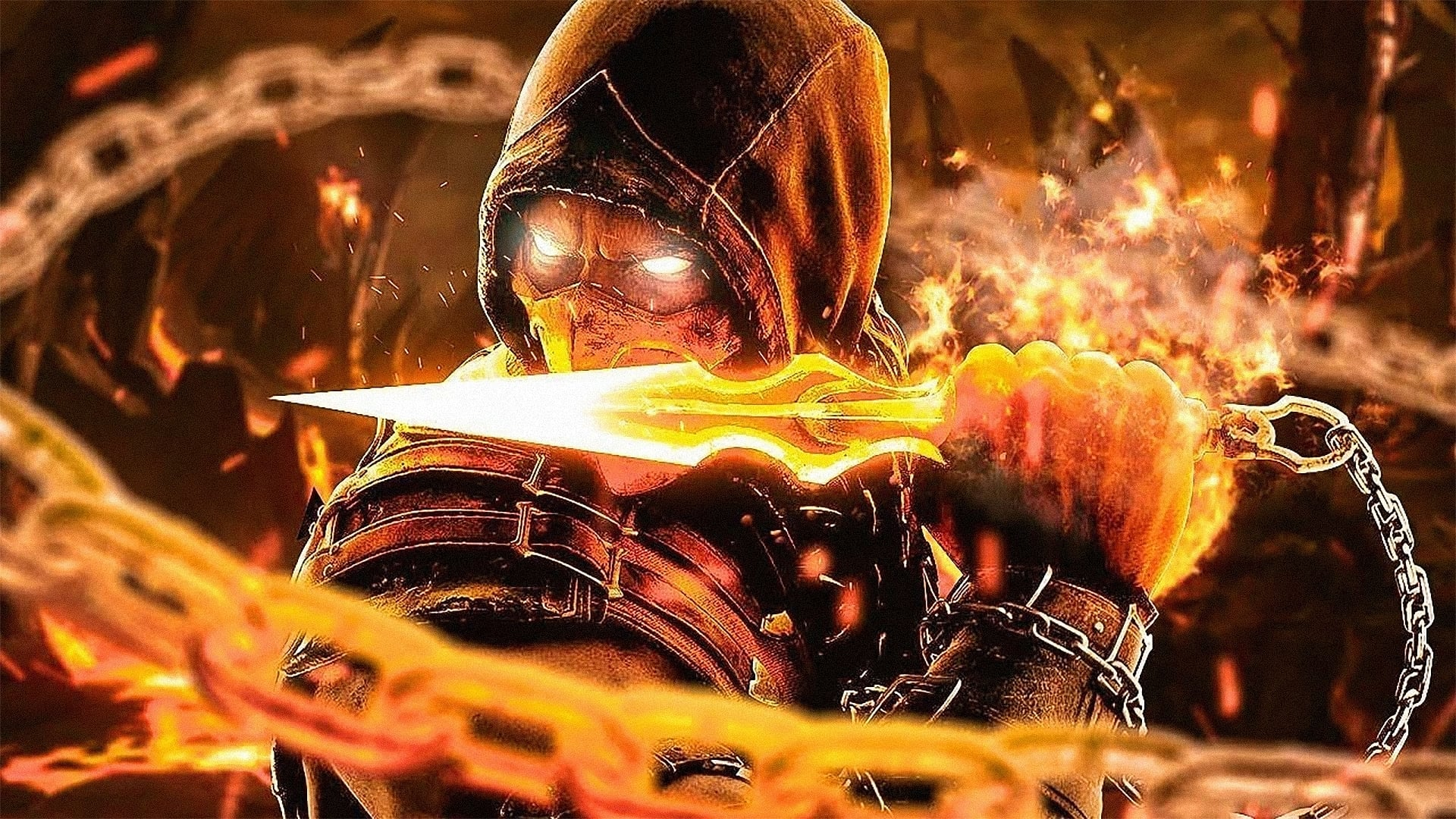 Mortal Kombat Legends: Scorpion's Revenge Trailer