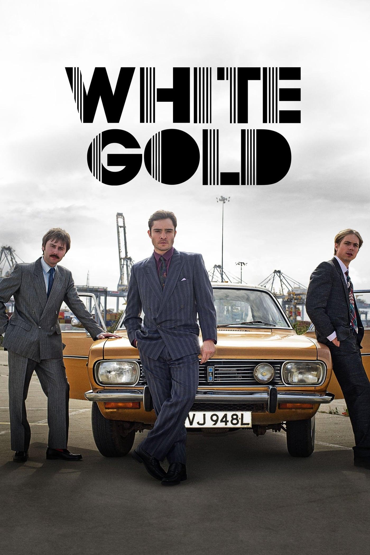 White Gold : le retour d'Ed Westwick sur petit écran
