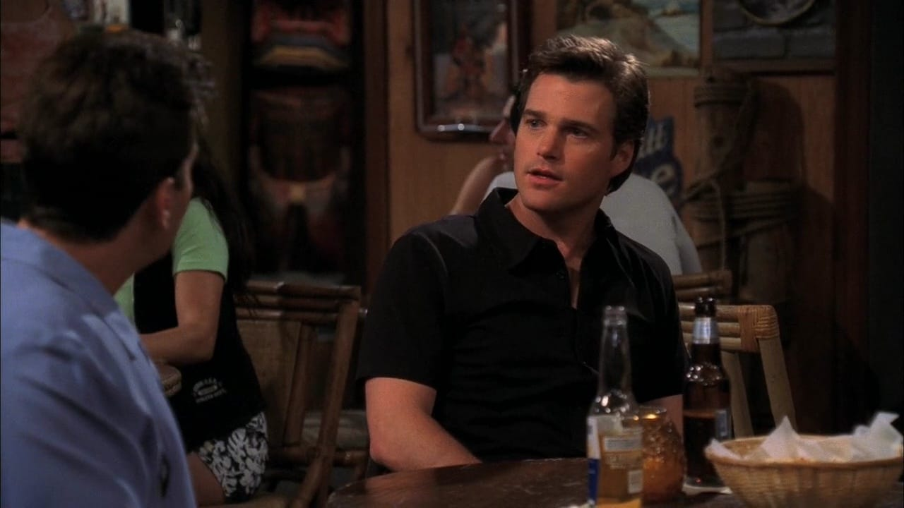 Two and a Half Men Season 1 :Episode 18  Alte Flamme mit neuem Docht
