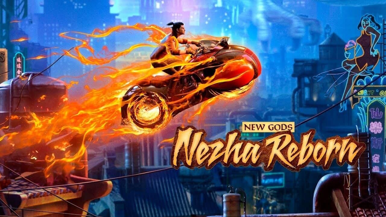 Az újjászületett Nezha (2021)