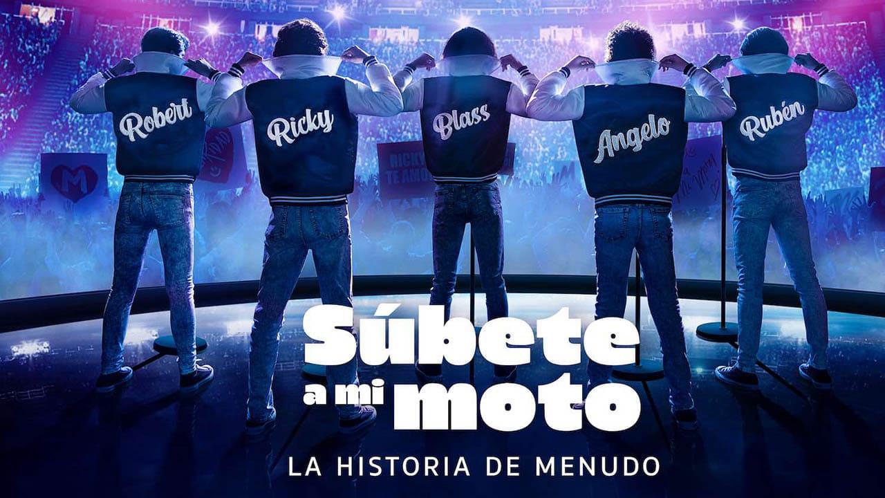 Súbete a Mi Moto (Temporada 1) WEB-DL 1080P LATINO