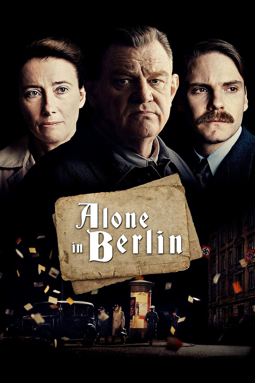 Póster Cartas de Berl�n