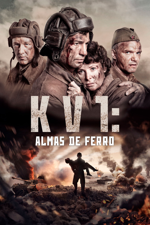 capa KV1 – Almas de Ferro