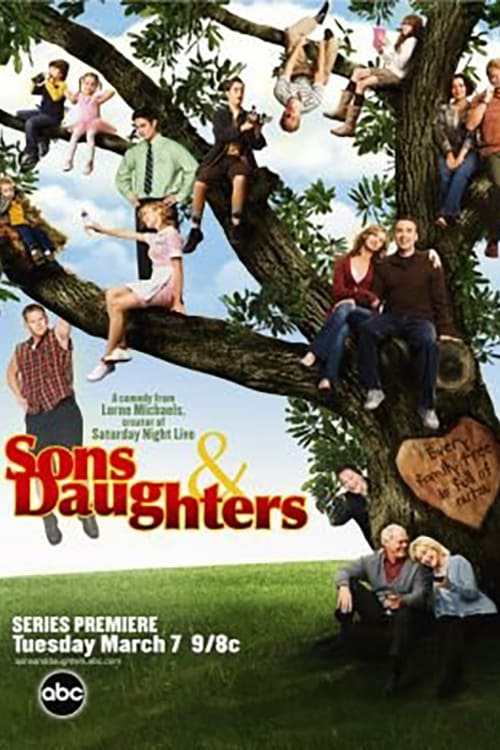 Sons & Daughters TV Shows About Big Family