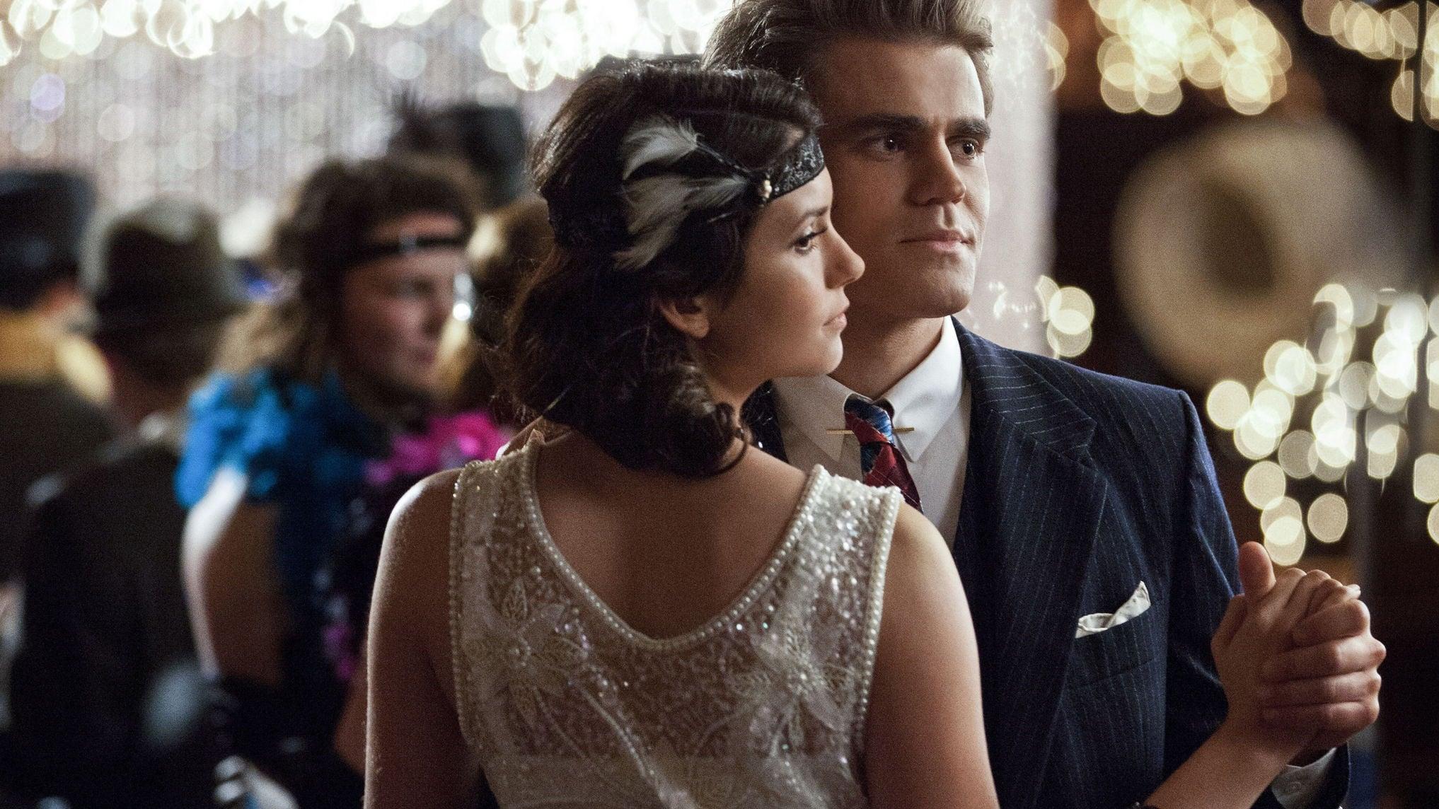 The Vampire Diaries Season 3 :Episode 20  Do Not Go Gentle