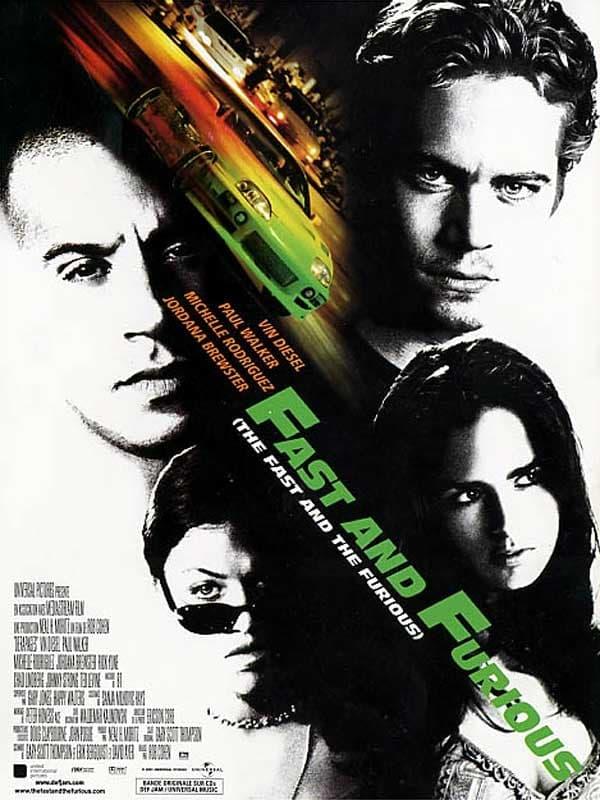 Fast and Furious - La Saga no Limit (2017)