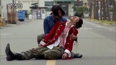 Super Sentai Season 35 :Episode 11  A Serious Strife