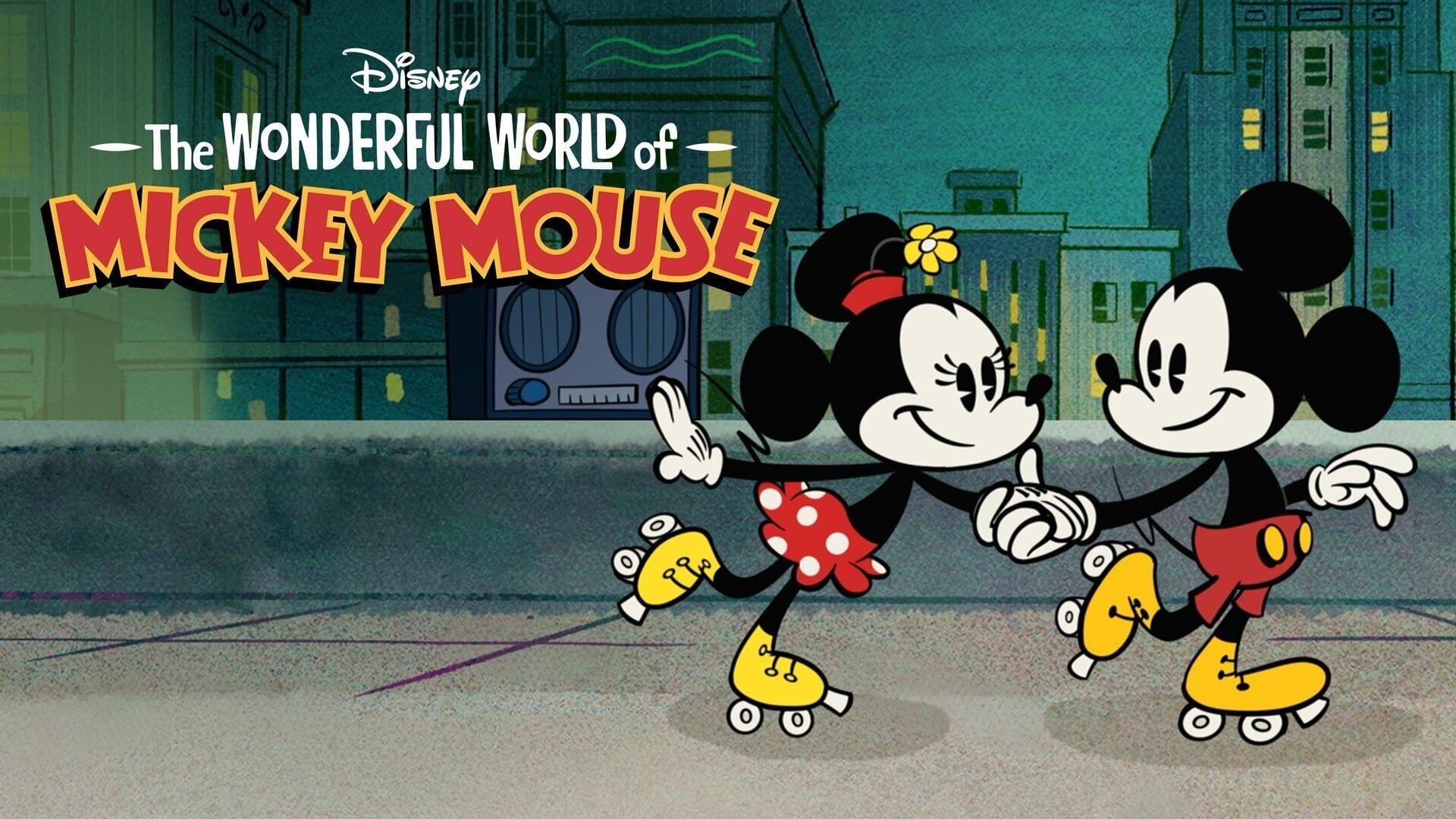El maravilloso mundo de Mickey Mouse