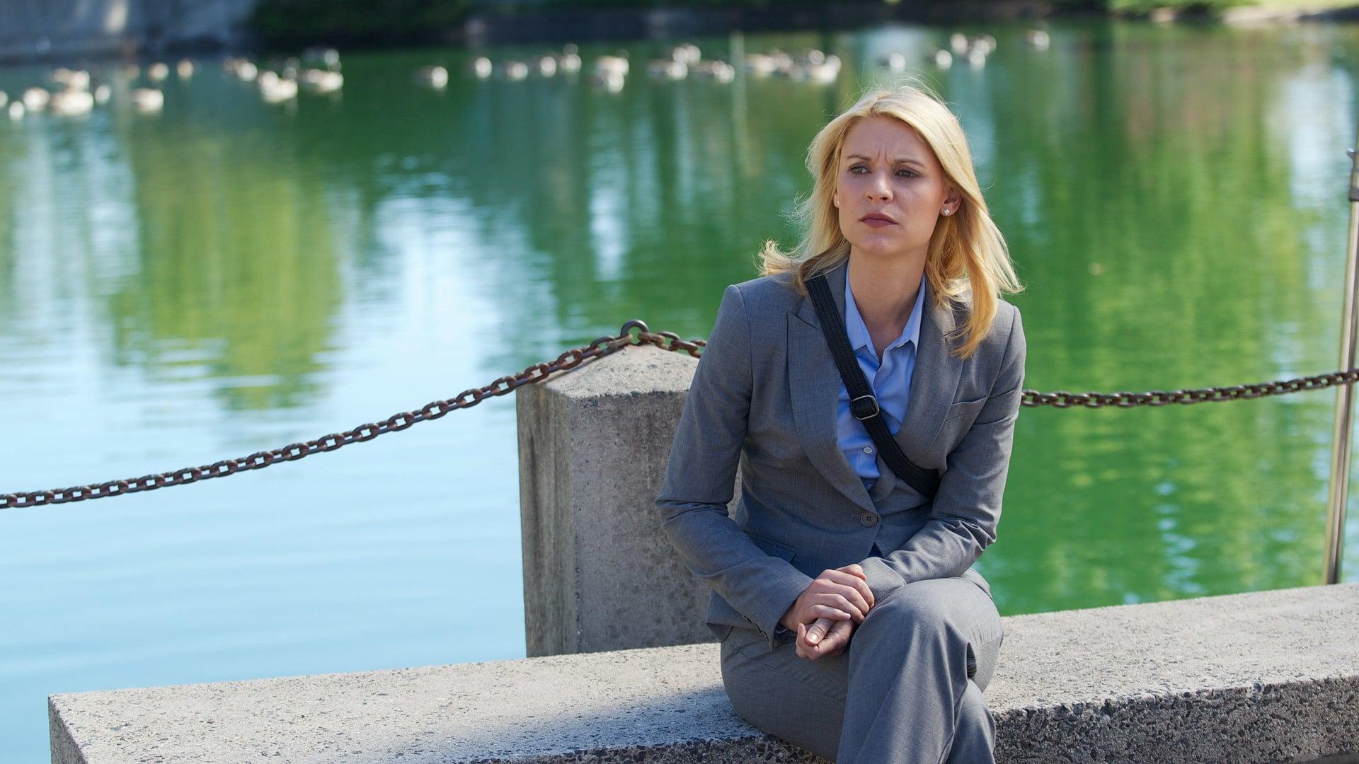 Homeland Season 1 :Episode 10  Representative Brody