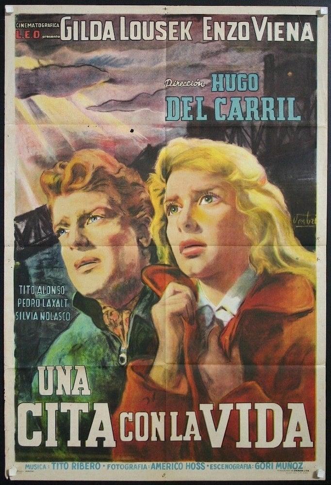 Ver Una cita con la vida Online HD Español (1958)