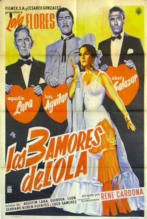 Ver Los tres amores de Lola Online HD Español ()