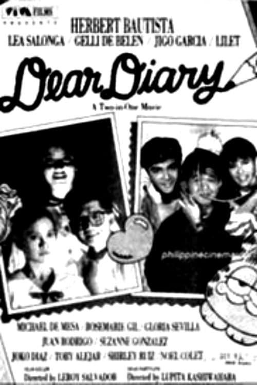 Ver Dear Diary Online HD Español (1989)