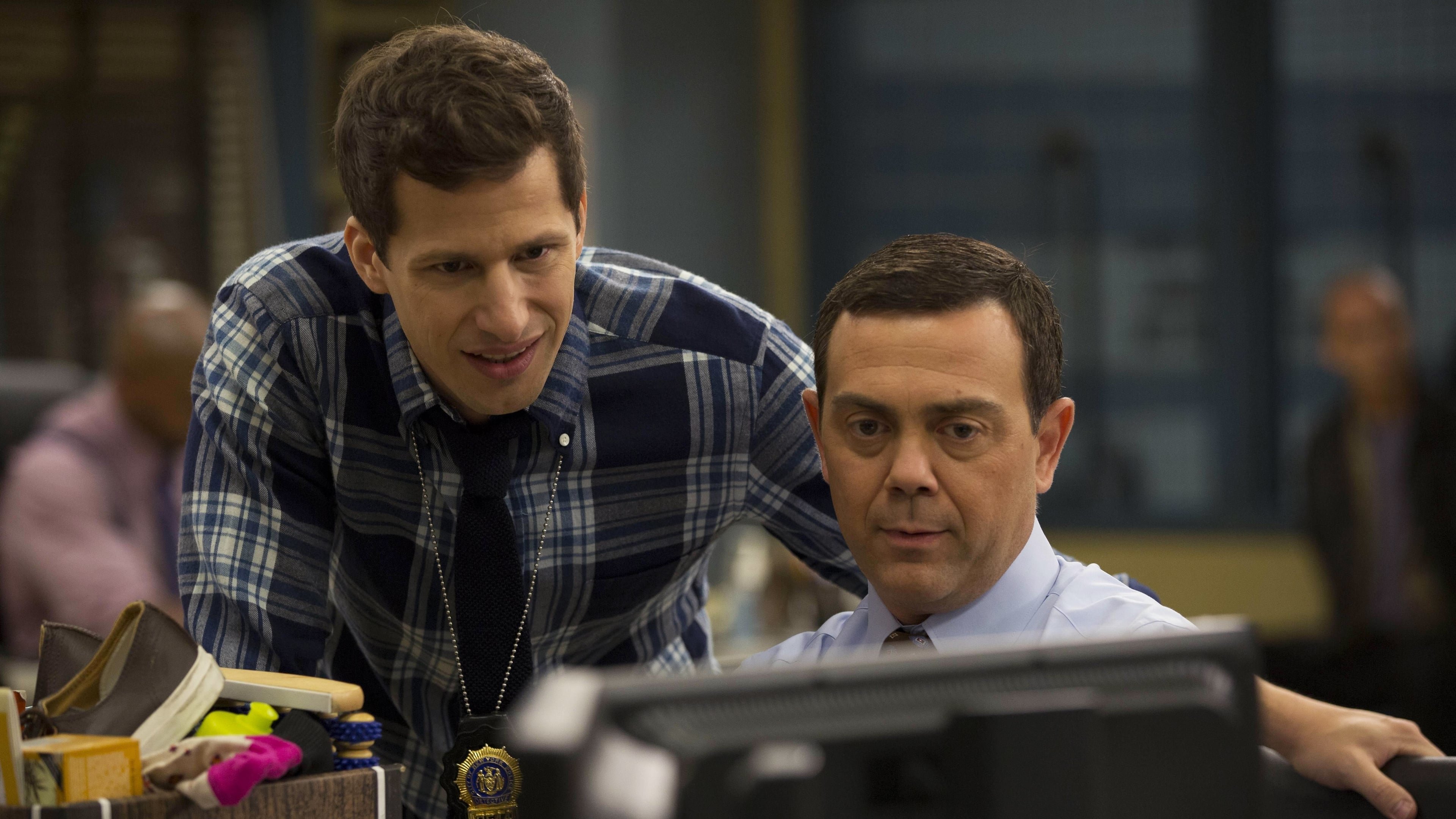 Brooklyn Nine-Nine Season 3 :Episode 3  Boyle's Hunch