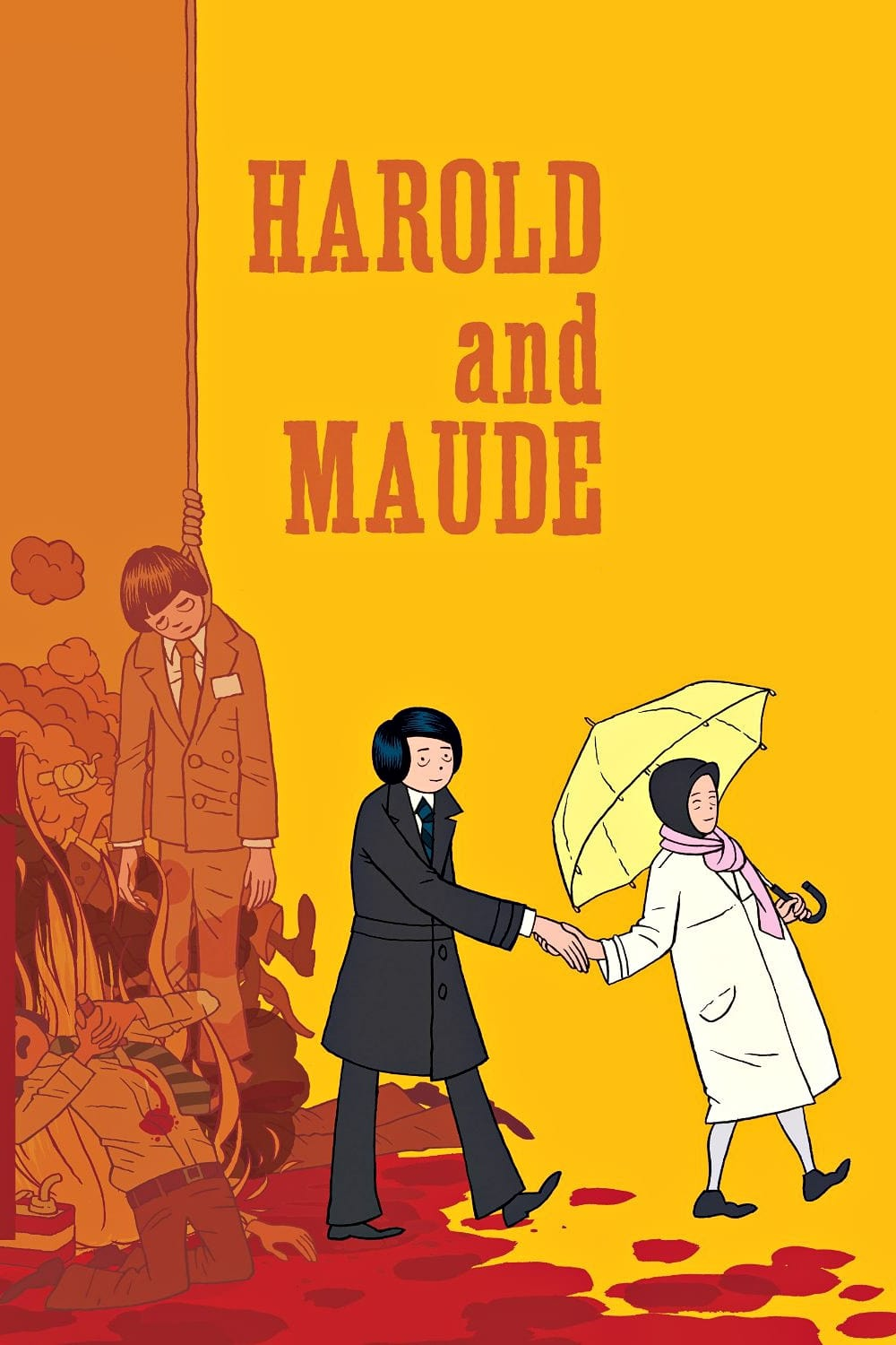 harold and maude essay Harold enjoys faking suicide to nbsp harold and maude an analysis essay — essays research papers – a cult classic essay — films is a cult classic from the 1970 39s that defined film making today.