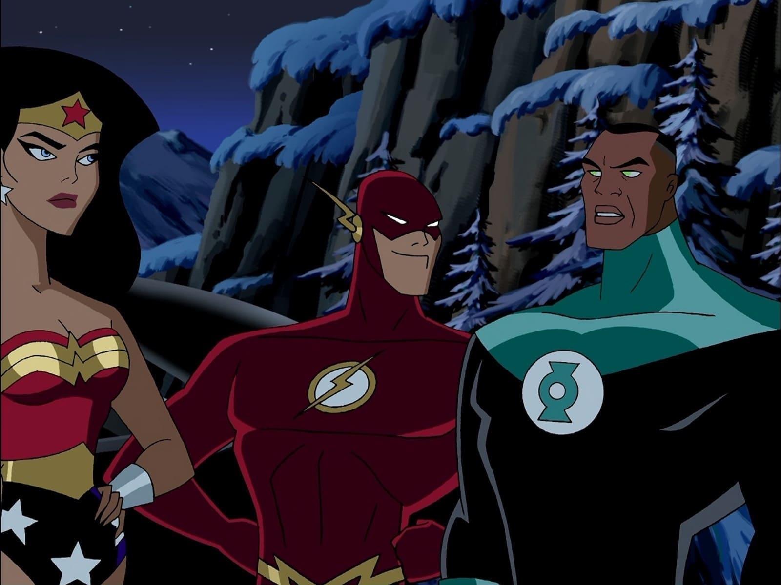 justice league cartoon - HD1600×1200