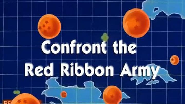 Dragon Ball Season 1 :Episode 65  Confront the Red Ribbon Army