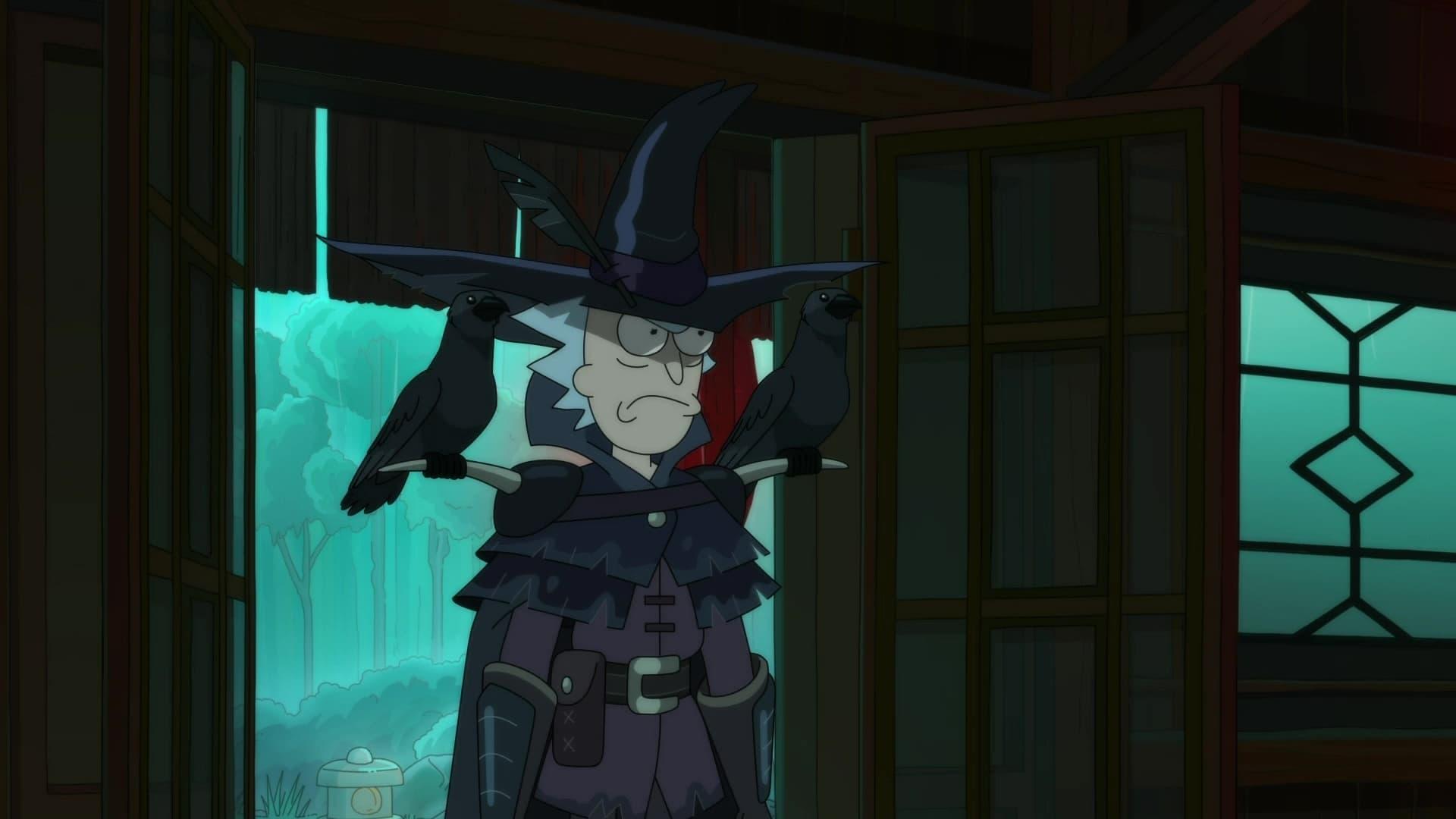 Rick and Morty Season 5 :Episode 10  Rickmurai Jack