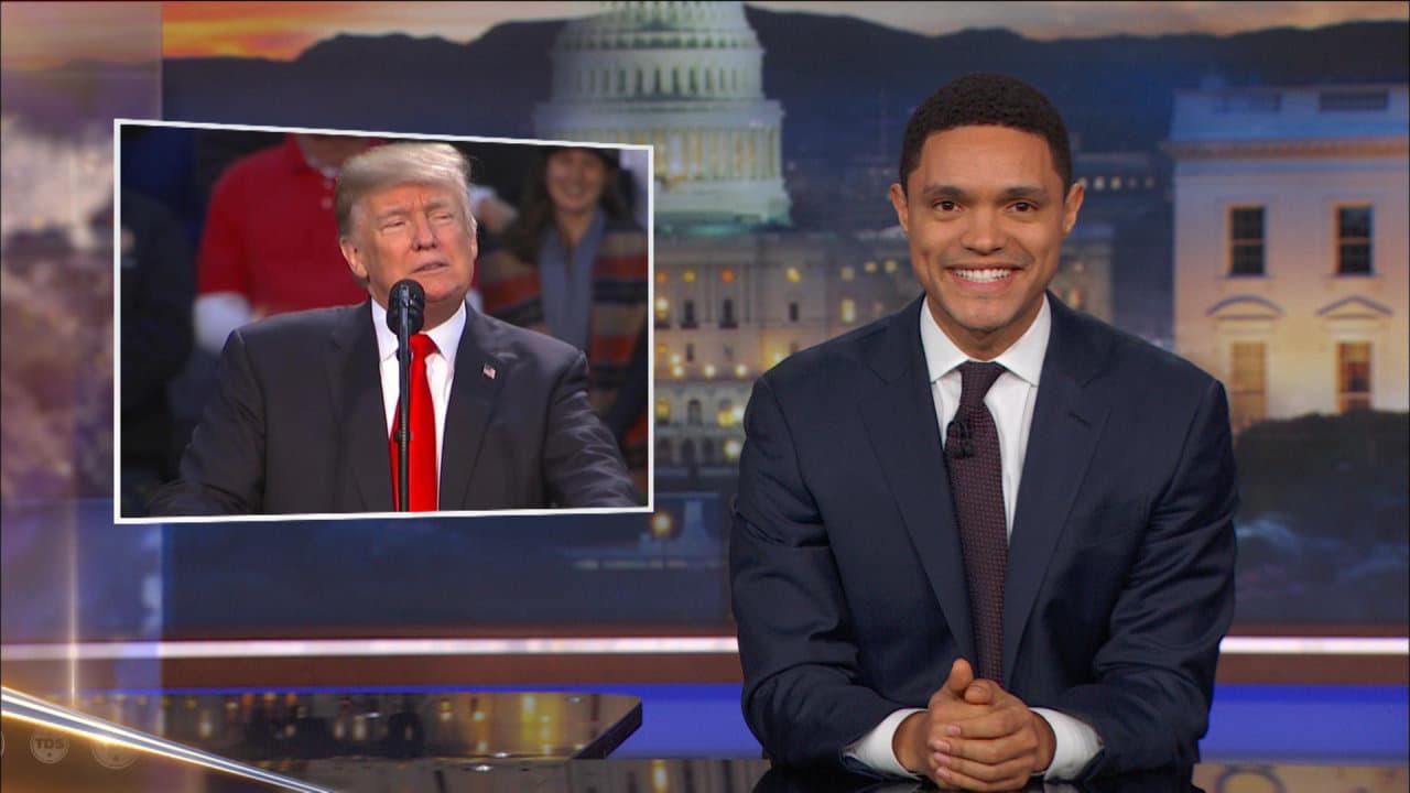 The Daily Show with Trevor Noah Season 23 :Episode 33  Pete Souza