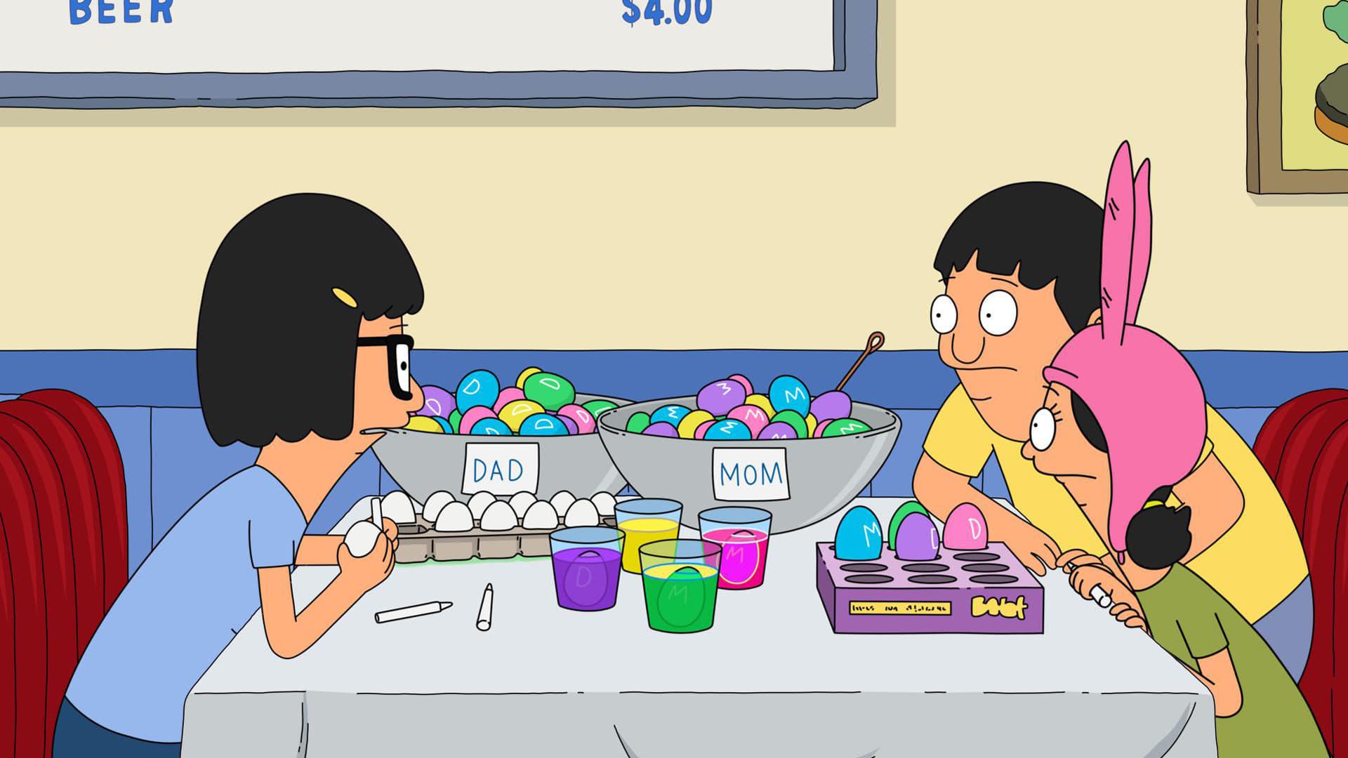 Bob's Burgers - Season 7 Episode 16 : Eggs for Days