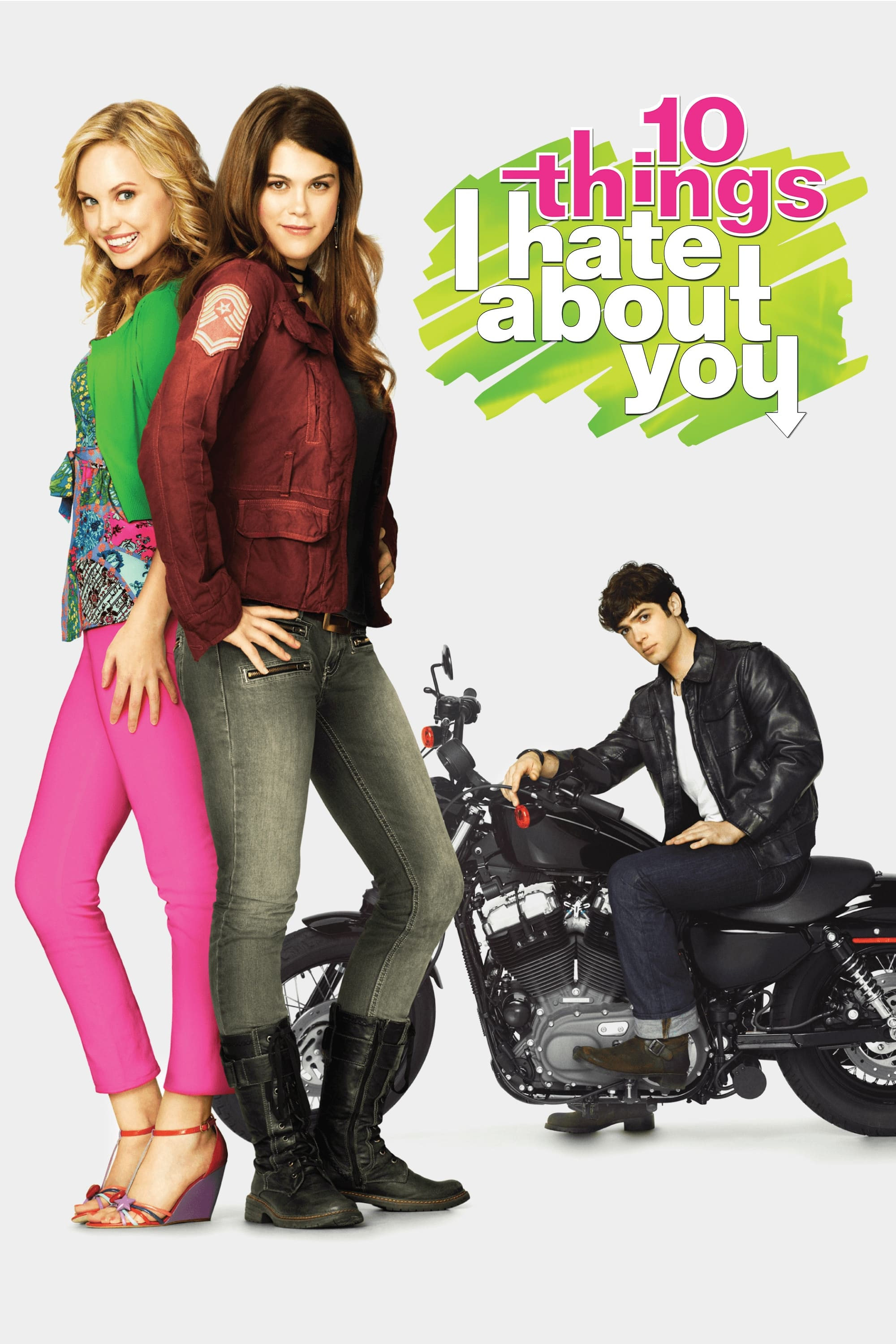 10 Things I Hate About You TV Shows About Overprotective Parent