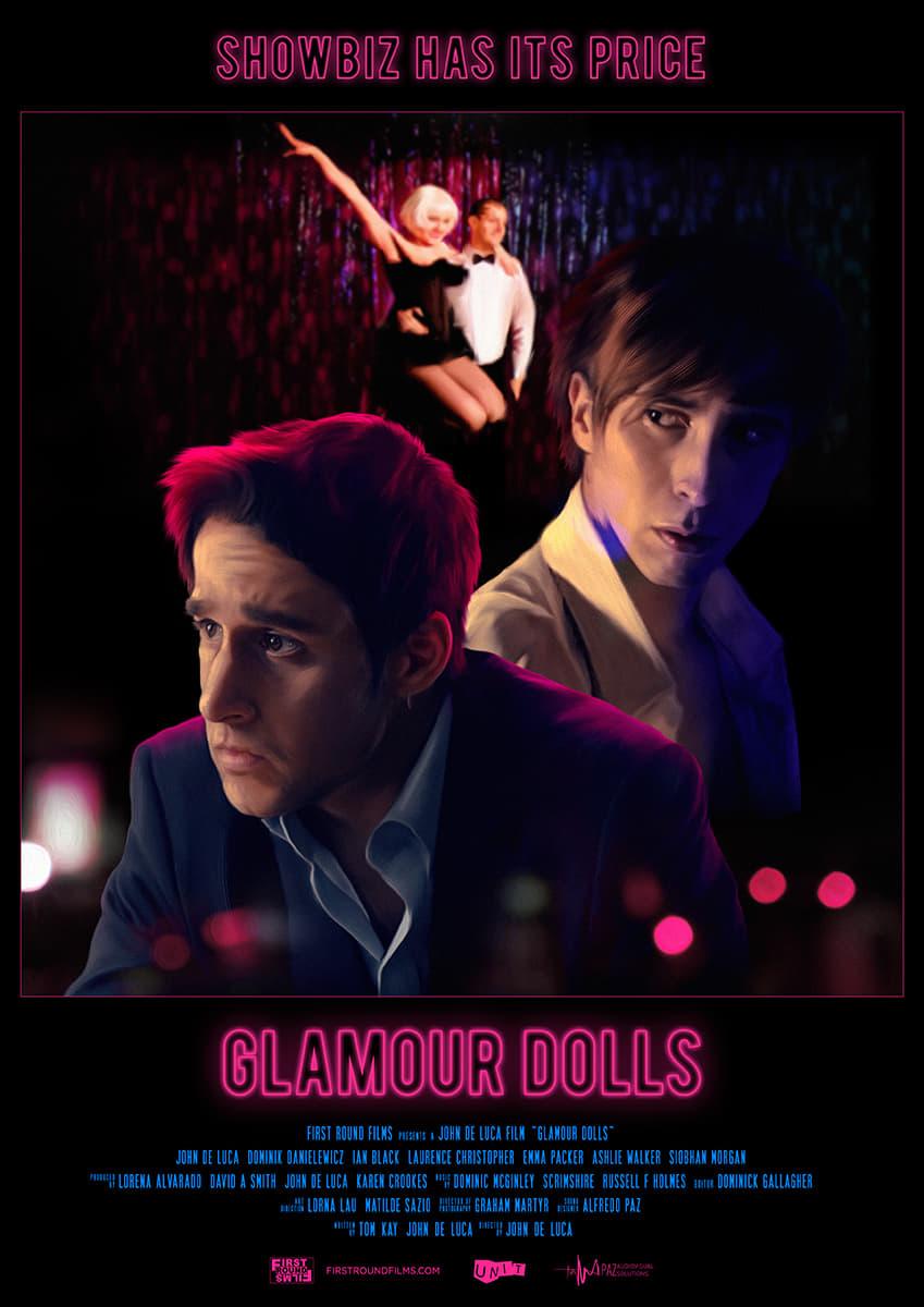 Ver Glamour Dolls Online HD Español (2015)
