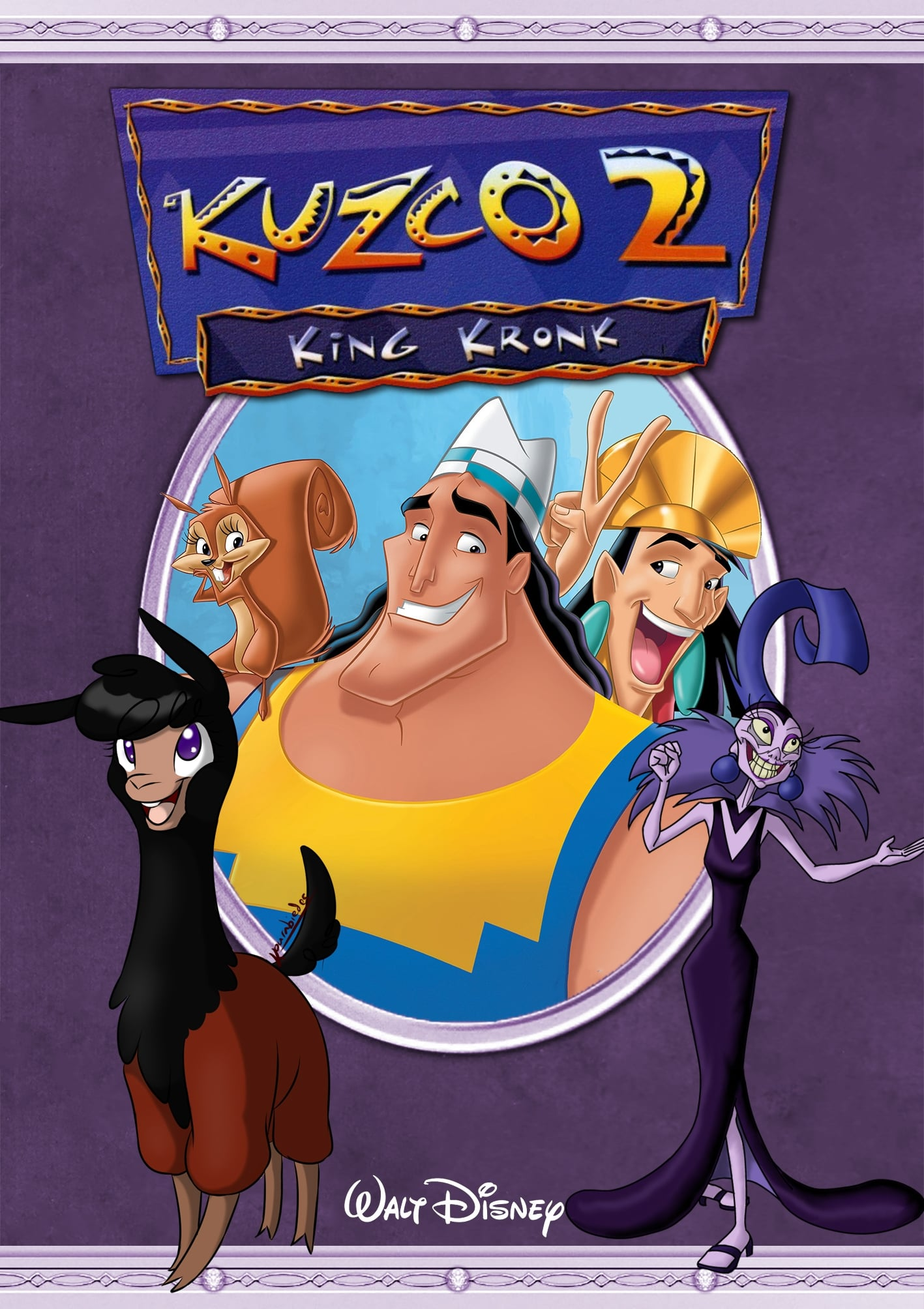 Kuzco 2 - King Kronk - 2006