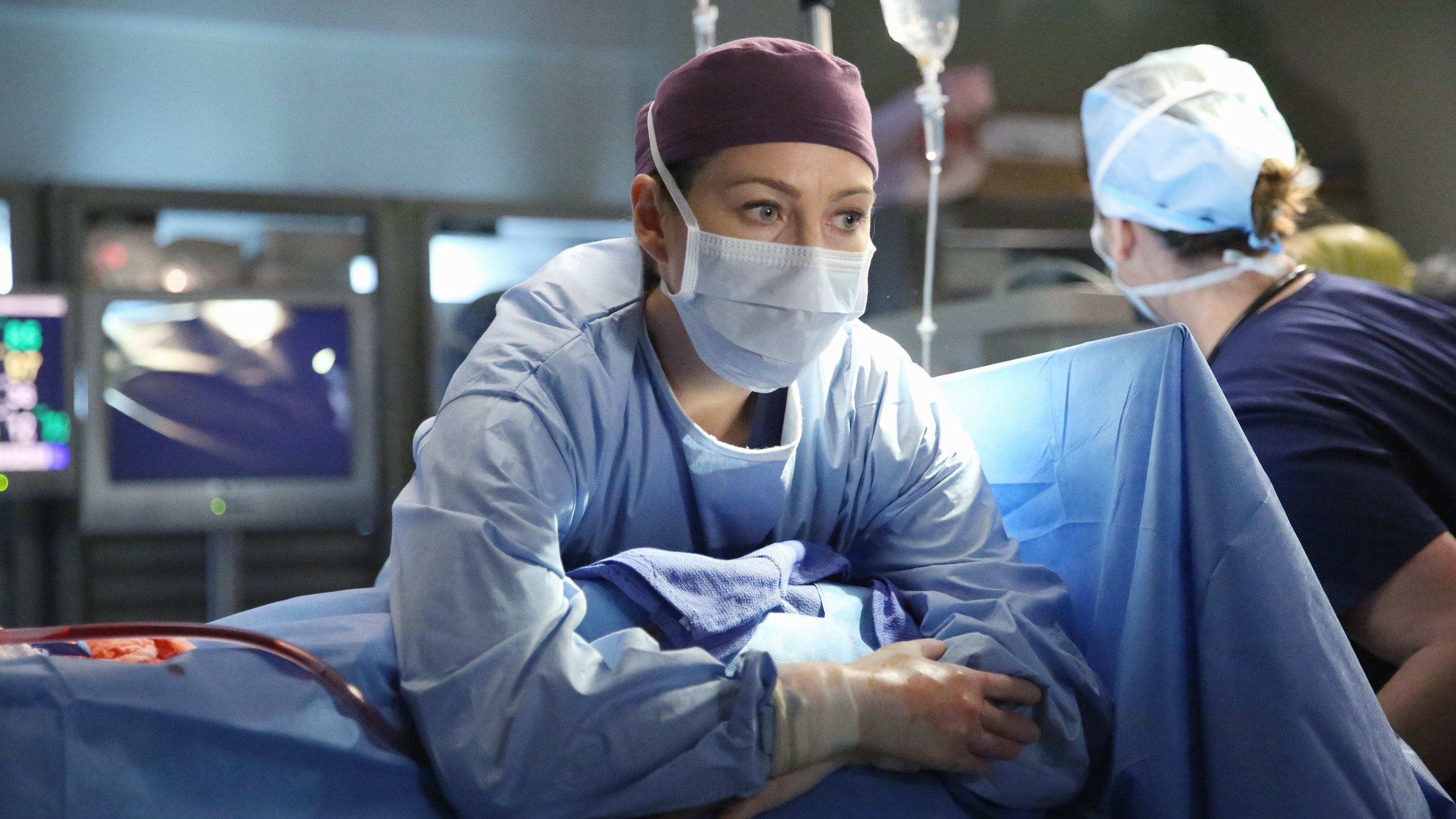 Grey's Anatomy - Season 11 Episode 15 : I Feel the Earth Move