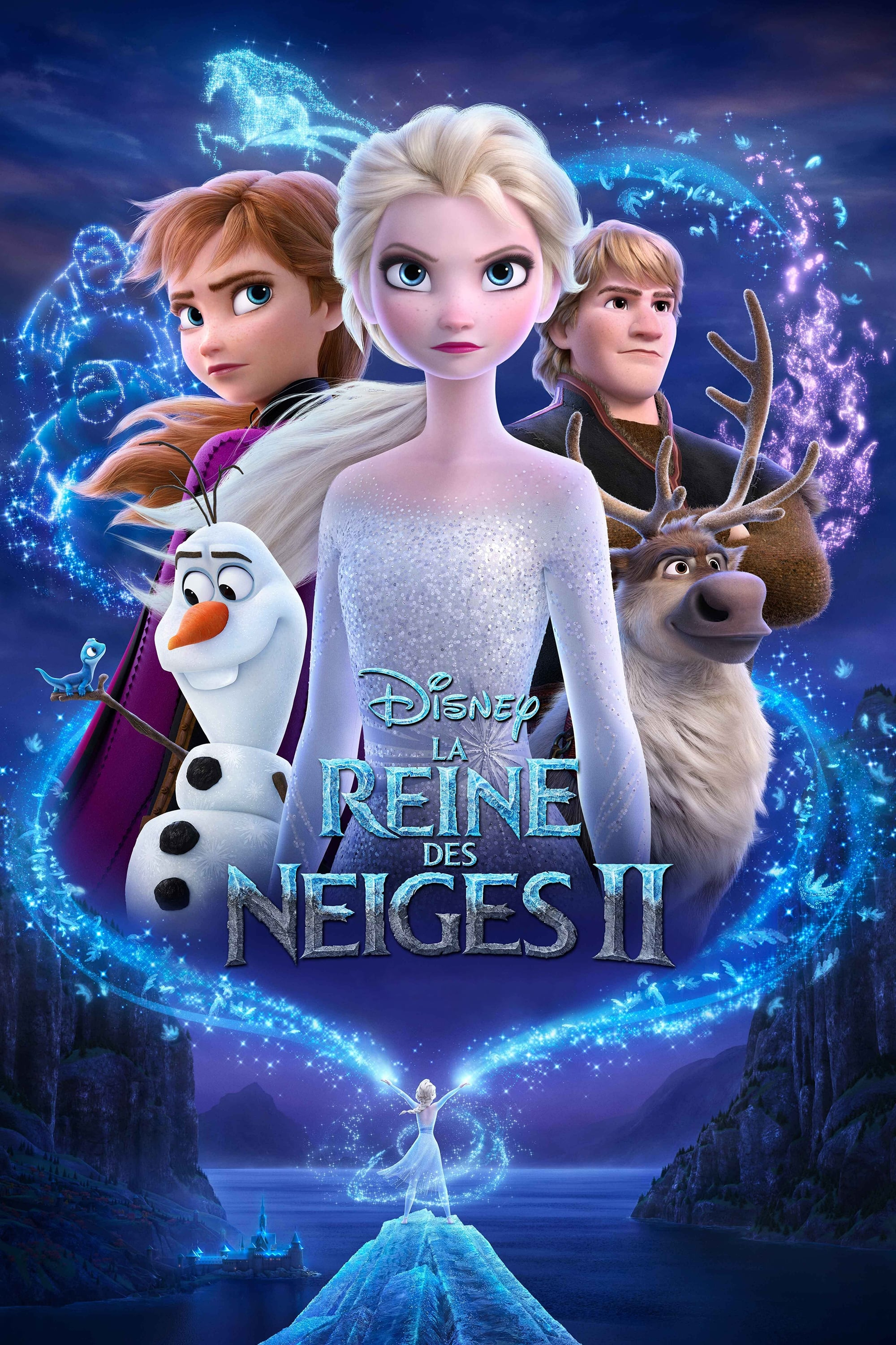 La reine des neiges 2 streaming sur zone telechargement
