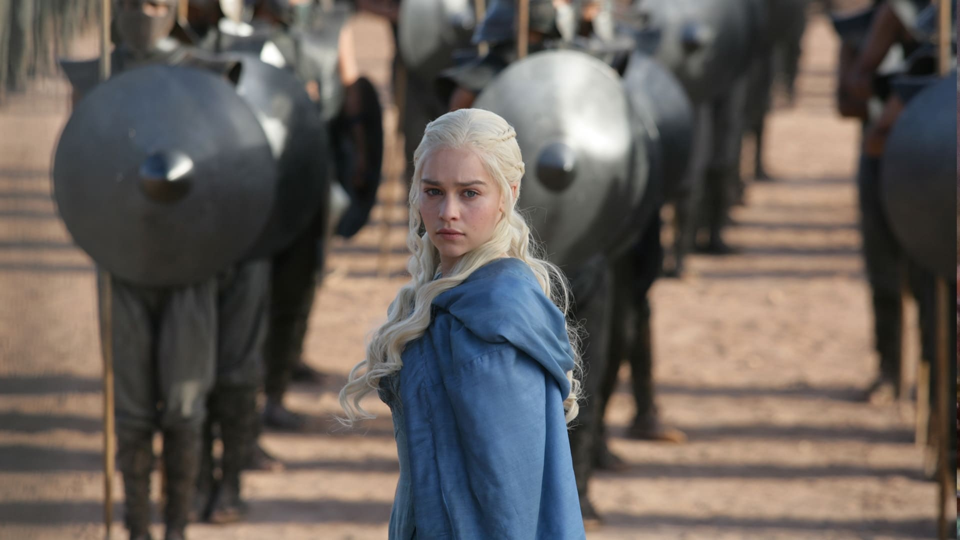 Game of Thrones Season 3 :Episode 4  And Now His Watch Is Ended