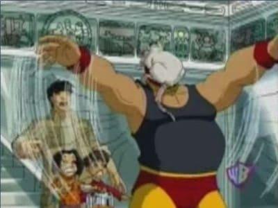 Jackie Chan Adventures Season 3 :Episode 4  Aztec Rat Race